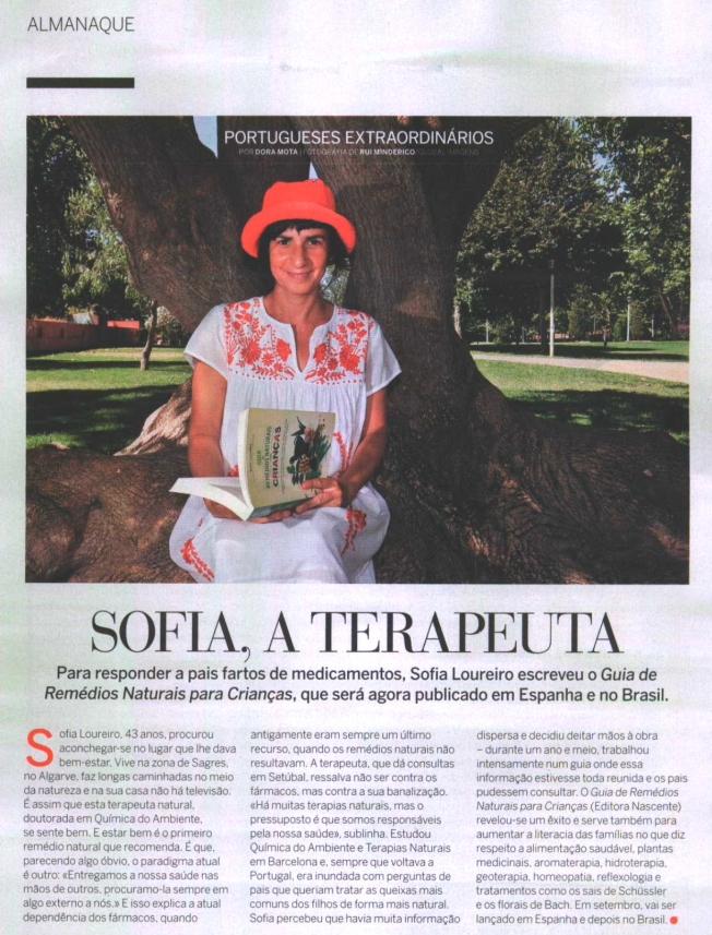 Saúde Natural para Crianças entre os Portugueses Extraordinários!!