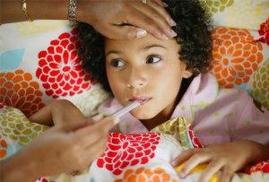 Febre Elevada - a surpreendente CURA das Meias