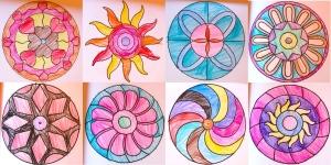 Saúde & Criatividade: as Mandalas para todos