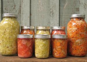 como fazer vegetais fermentados (!)