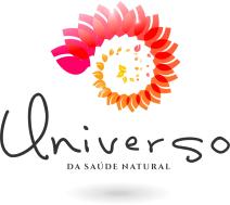 Logo Universo da Saúde Natural