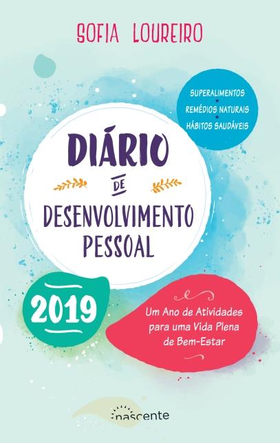 livro diário de desenvolvimento pessoal 2019