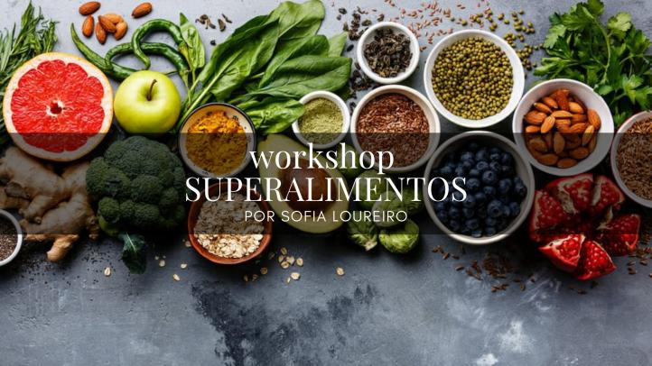 workshop SUPERALIMENTOS