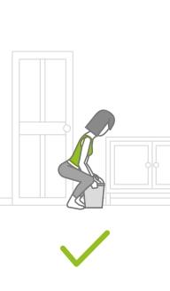 postura pessos